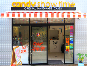 CANDY SHOW TIME キャットストリート店